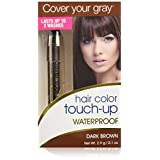 Cover Your Gray Waterproof Chubby Pencil Dark Brown Hair Color .1 oz.