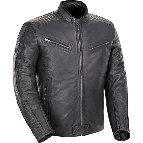 Medium Motorcycle Leather Racing Jacket - 9
