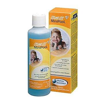Saness minipool chlorfreie desinfektion