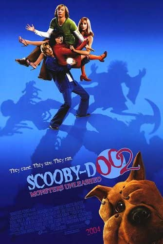 Scooby Doo 2 Monsters Unleashed Authentic Original 27x40 Rolled Movie At Amazon S Entertainment Collectibles Store