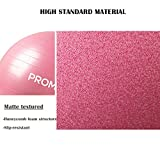 PROMIC Exercise Ball (85 cm) with Foot