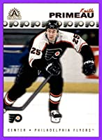 2001-02 Pacific Adrenaline #141 Keith Primeau PHILADELPHIA FLYERS