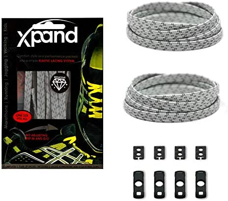 Xpand Shoelaces System Elastic Laces product image