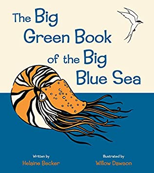 book cover of The Big Green Book of the Big Blue Sea