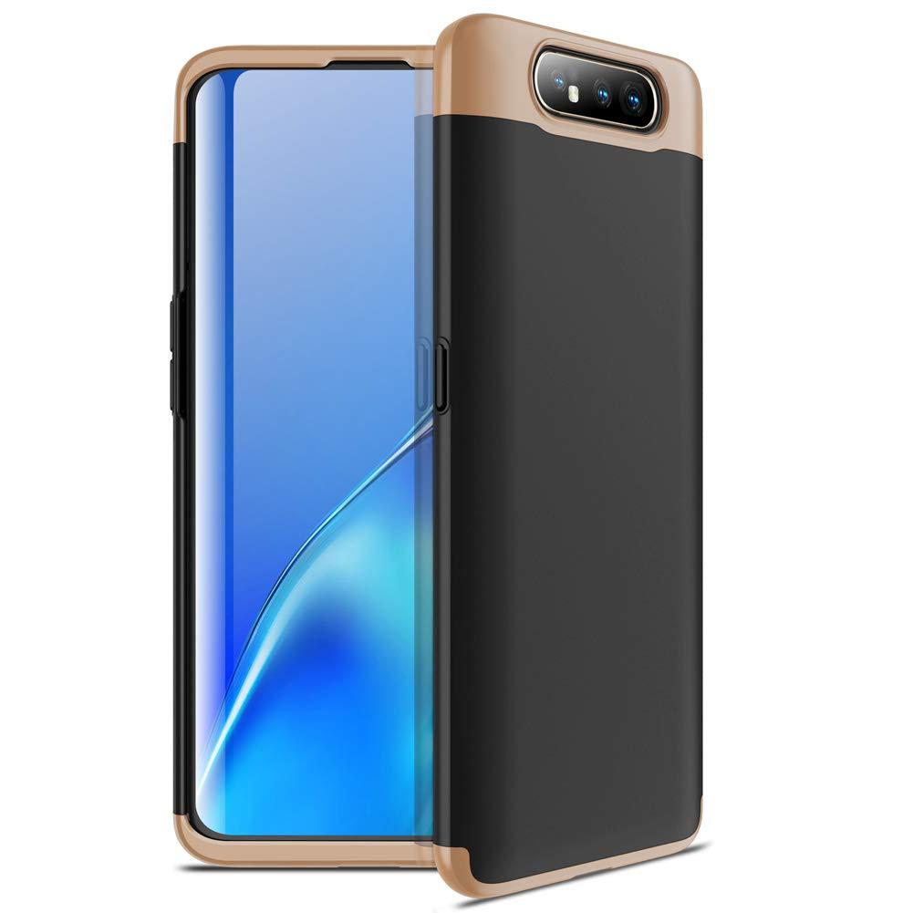 Huatong Electronics Carcasa Funda Compatible Samsung Galaxy A80 ...