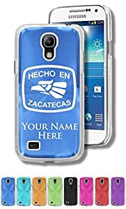 Personalized Case/Cover for Samsung Galaxy S4 Mini - HECHO EN ZACATECAS - Engraved for FREE