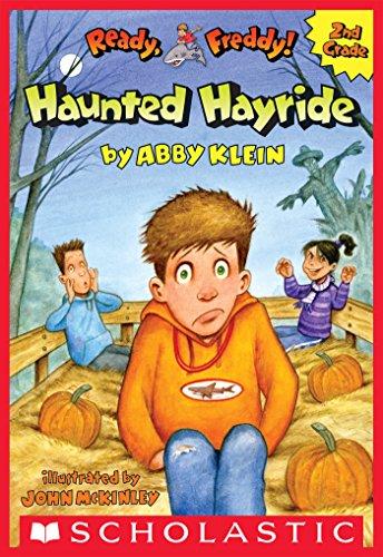 The Haunted Hayride (Ready, Freddy! 2nd Grade #5) -