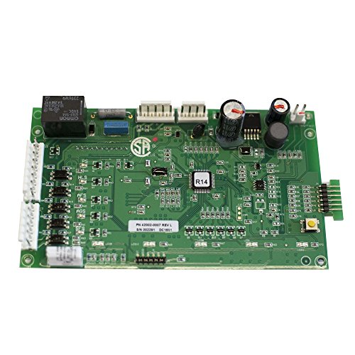 Pentair 42002-0007S Control Board Kit Replacement NA and LP Series Pool/Spa Heater Electrical -