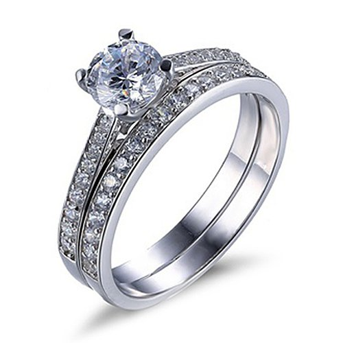 0.4 Ct Womens Diamond - 5