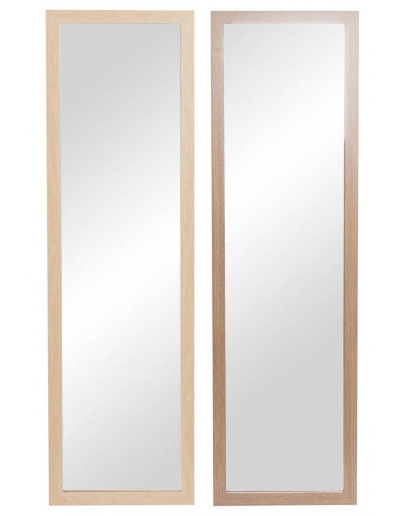 Hogar y Mas Specchio a porta NATURA di legno naturale per la camera da letto. Design nordico - Casa e altro ancora - A