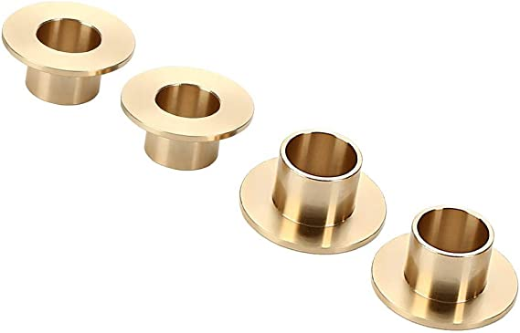 4 Pack Bronze Shift Brake Lever Bushings Pedal Sleeve For Victory Cross Country,Cross Roads,Vision,Magnum X-1 Stealth Models 1996-2017