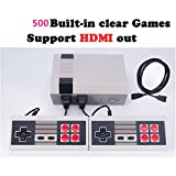 HDMI Out Retro Classic handheld game player Family TV video game console Childhood Built-in 500 Games For nes mini HDMI