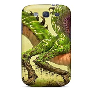 Hard Plastic Galaxy S3 Case Back Cover,hot Dragon Creature Case At Perfect Diy