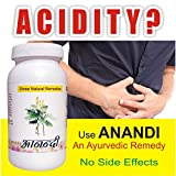 Anandi Herbal Laxative Medicine 180 Capsules.