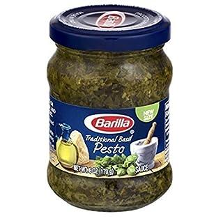 Barilla - Traditional Basil Pesto - 2 ct./6.3 oz. (Pack of 1)