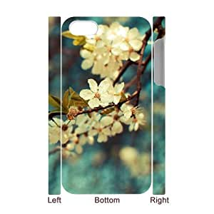 3D Case for IPhone 4/4s, Beautiful Spring Day Case for IPhone 4/4s, Sexyass White