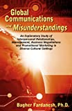 Global Communications and Misunderstanding, Bagher Fardanesh, 074145341X
