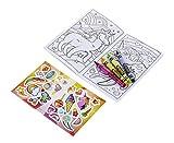 Crayola Coloring Book Party Favors, Uni-Creatures