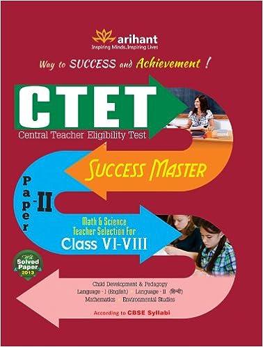 Ctet Paper 2 Book