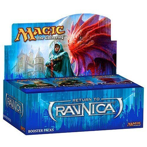 Magic: The Gathering MTG Return To Ravnica Sealed Booster Box (36 - Mtg Ravnica Magic