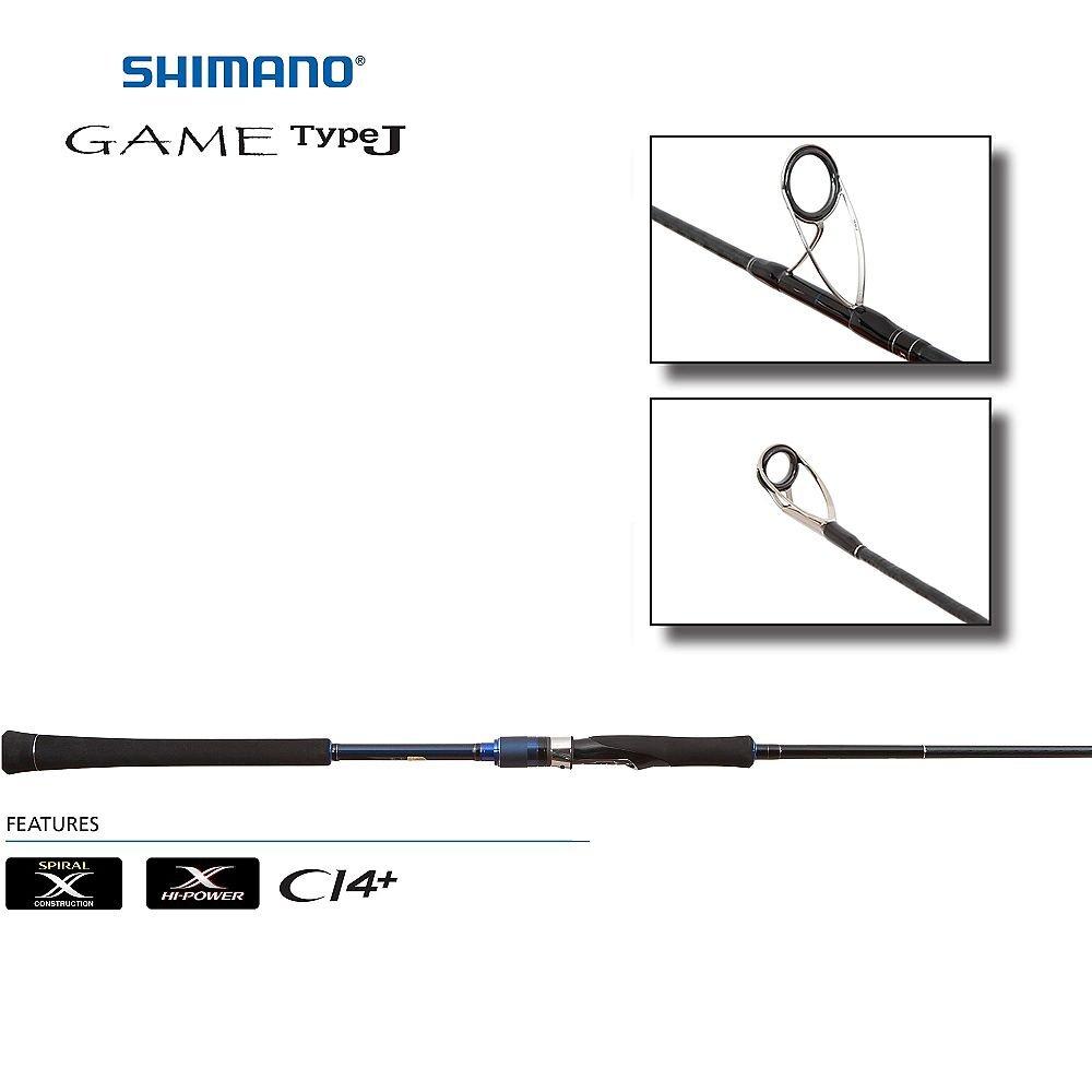 ShimanoタイプJ Spinning 6 'ロッド B01MZI33QN