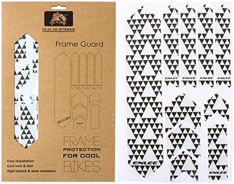 Pegatinas de película gruesa de bicicleta en 3D, calcomanías de ...