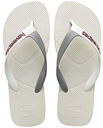 Havaianas Unisex Flip- Flop Logo Brazil Beach Sandals - Anytime Flip Flop Variation of Colors & Style Azul/Casual 5o2cXCGTx