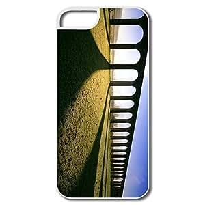For SamSung Galaxy S6 Phone Case Cover Bridge Towards Magic World For SamSung Galaxy S6 Phone Case Cover - White Hard Plastic