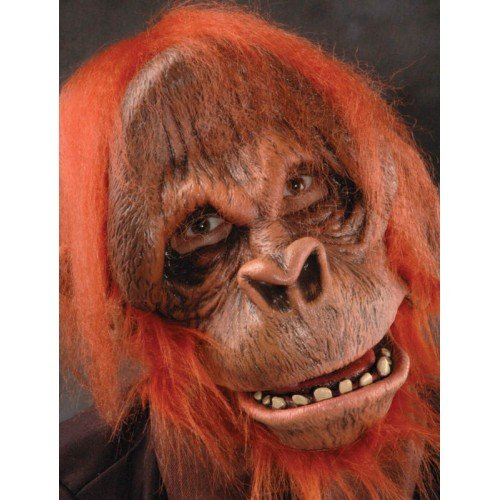 Mask Moving Mouth Orangutan Super Action