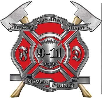 9 11 Decals - 5