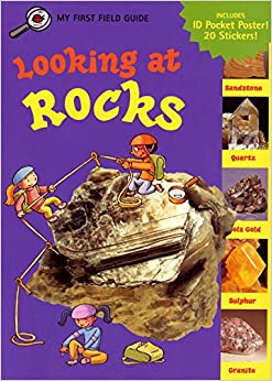 `ZIP` Looking At Rocks (My First Field Guides). electric other mientras Honor China