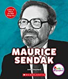 Maurice Sendak: King of the Wild Things (Rookie Biographies (Hardcover))