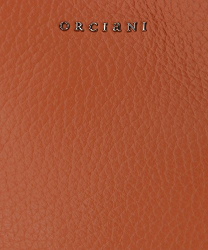 Orciani Donna B01983ar Arancione Arancio Borse In Pelle