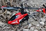 Syma F4 2.4GHz 3-Channel Remote Control Helicopter (Color may vary: Black or Red)