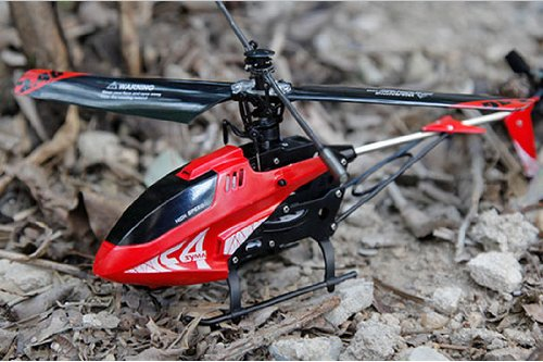 Syma F4 2.4GHz 3-Channel Remote Control Helicopter (Color may vary: Black or ()