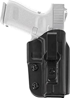 product image for Galco Triton Kydex IWB Holster for Springfield XD 9/40 4-Inch (Black, Right-Hand)
