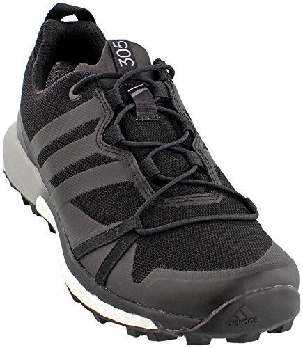 adidas outdoor Women's Terrex Agravic GTX Black/Black/White Athletic Shoe by adidas