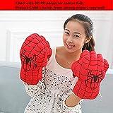 Junboys Plush Kids Boxing Glove Spiderman Toys