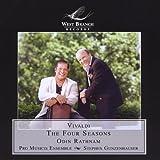 Vivaldi-The Four Seasons by Odin Rathnam (2009-09-29)