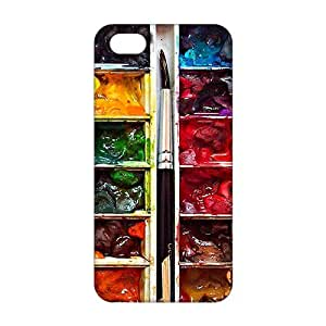 CCCM Painting Colorful 3D Phone Case for Iphone 6 plus 5.5