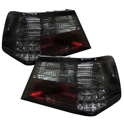 W124 Led Tail Lights in US - 1