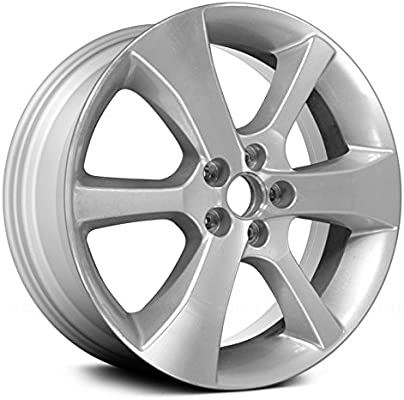 Amazon.com: Replacement 6 Spokes All Painted Silver Factory Alloy Wheel Fits Subaru Outback: Wagon: Automotive