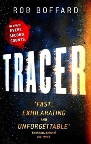 book cover of Tracer