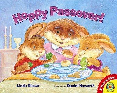 Hoppy Passover! (AV2 Fiction Readalong) by Av2 by Weigl