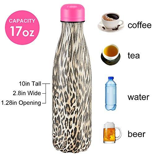 hot water bottle leopard - 3