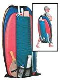 Jumbo Beach Bag for Body Boards, Umbrellas and Gear (colors may vary)