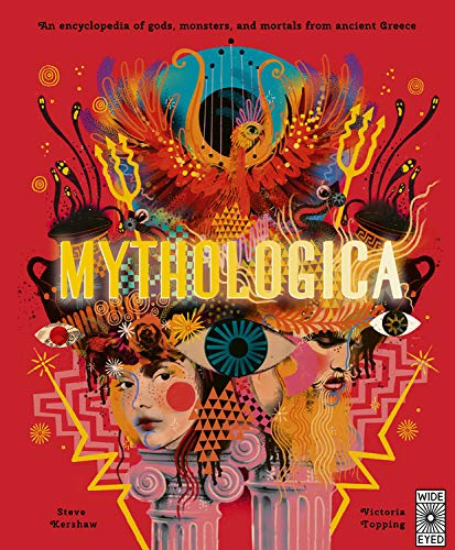 Mythologica: An Encyclopedia of Gods, Monsters and Mortals from ...