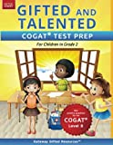 img - for Gifted and Talented COGAT Test Prep Grade 2: Gifted Test Prep Book for the COGAT Level 8; Workbook for Children in Grade 2 book / textbook / text book