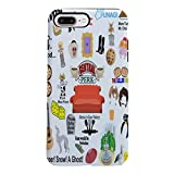 Best Friends tv show Friend Phone Stickers - CafePress Friends TV Quote Collage Iphone 7 Plus Review