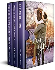 Home To You Series Boxset: New Christian Romance (Boxset Series: Christian Inspirational Romance Collection Bo